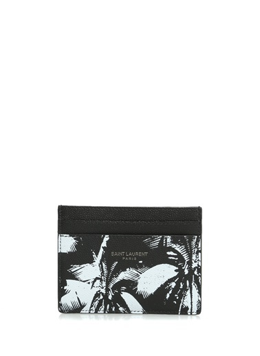 Saint Laurent Kartlık Siyah